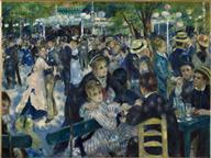 Bal au Moulin la galette A Renoir